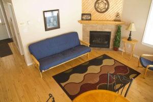 Living room of field view Bluebird